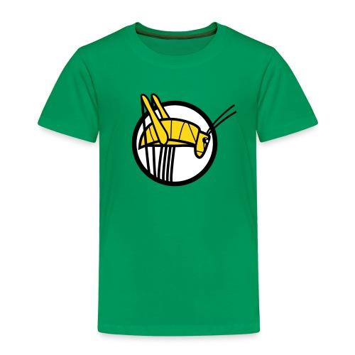 Grashüpfer Kid - Kinder Premium T-Shirt