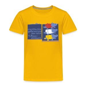 Hippoakrobatik Kid - Kinder Premium T-Shirt