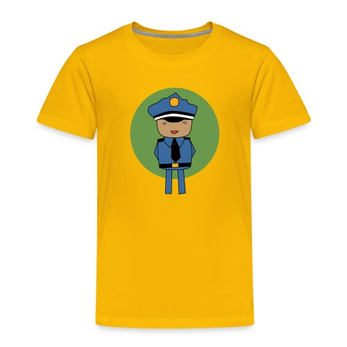 Polizist Kid - Kinder Premium T-Shirt