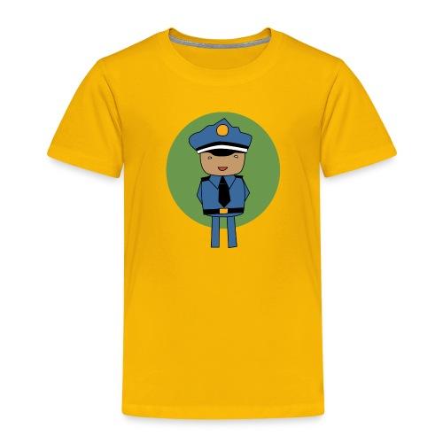 Polizist Kid - Kinder Premium T-Shirt