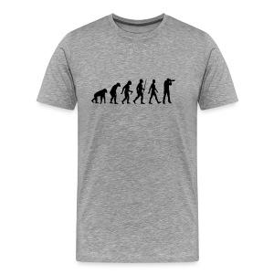 Born to Shoot - Männer Premium T-Shirt