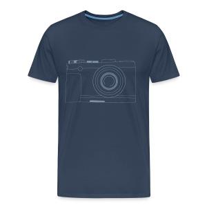 Big Camera II - Männer Premium T-Shirt