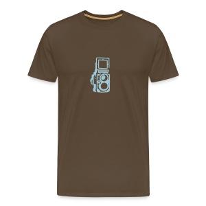 Old Camera - Männer Premium T-Shirt