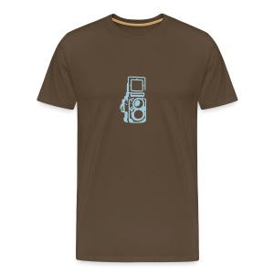 Old Camera - Männer Premium T-Shirt