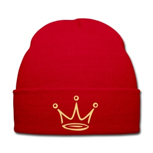 CROWN Cap Red - Wintermuts