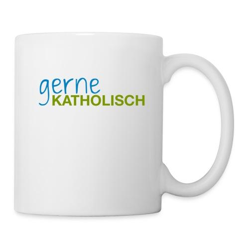 Neu! Tasse mit Logo - Tasse