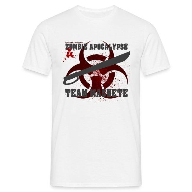 Zombie Apocalypse Team Machete