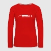 baby loading in progress samen Schwangerschaft Langarmshirts - Frauen Premium Langarmshirt