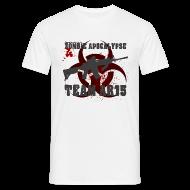 T-Shirts ~ Männer T-Shirt ~ Zombie Apocalypse Team AR15