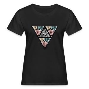 Triangular T-shirt - Ekologisk T-shirt dam