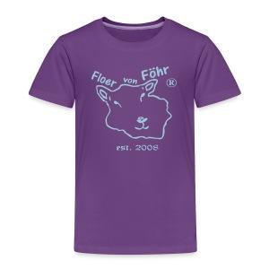 Floer von Föhr Floer von Föhr ® Kinder Premium-Shirt - Kinder Premium T-Shirt