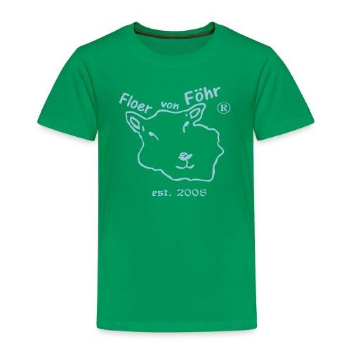 Floer von Föhr ® Kinder Premium-Shirt - Kinder Premium T-Shirt