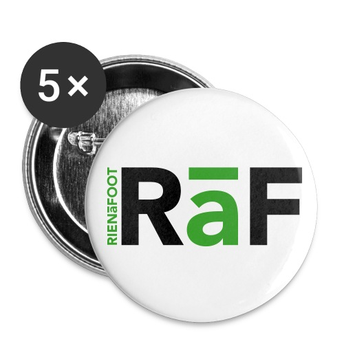 LE BADGE R.à.F - Badge petit 25 mm