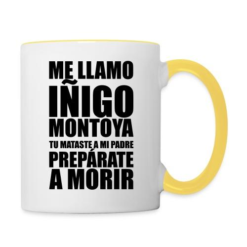 Taza Iñigo Montoya - Taza en dos colores