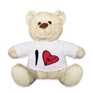 Love MoM Bear - Teddy Bear