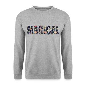 Magical Flower - Mannen sweater