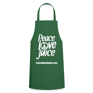 Peace Love Juice Apron - Cooking Apron