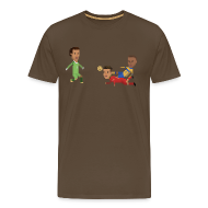 T-Shirts ~ Men's Premium T-Shirt ~ Men T-Shirt - Portuguese diving header