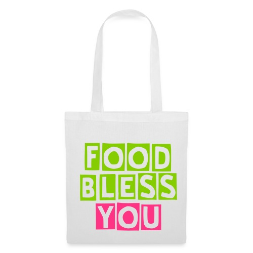 FBY-White grocery bag - Tote Bag