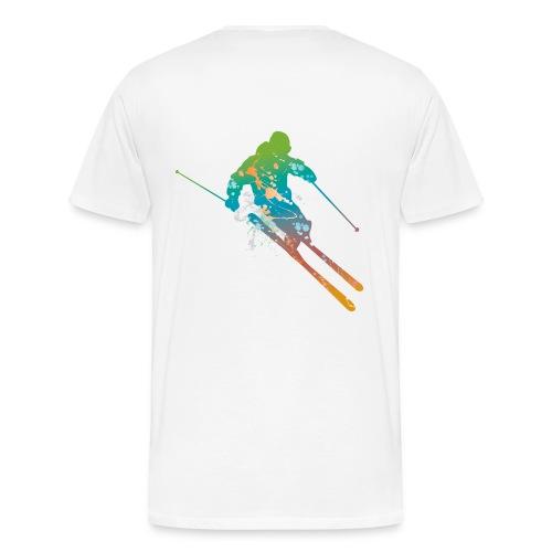 SKI - T-shirt Premium Homme