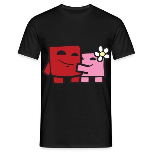 'SMB Love' T-Shirt mannen - Mannen T-shirt