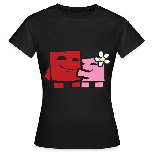 'SMB Love' T-Shirt vrouwen - Vrouwen T-shirt
