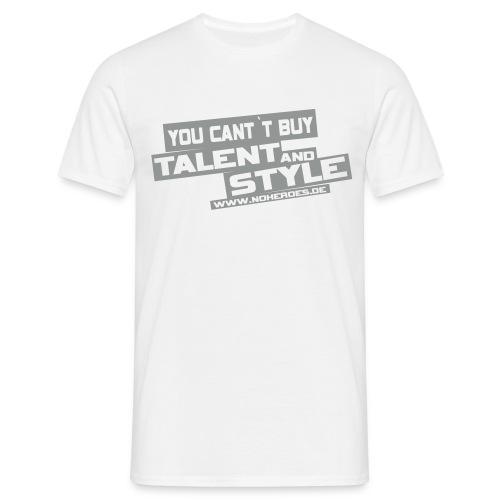 NOHEROES - T-Shirt - Männer T-Shirt