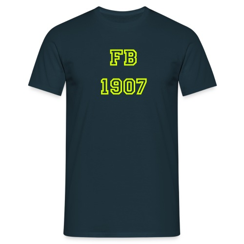 T-shirt FB1907 - Mannen T-shirt