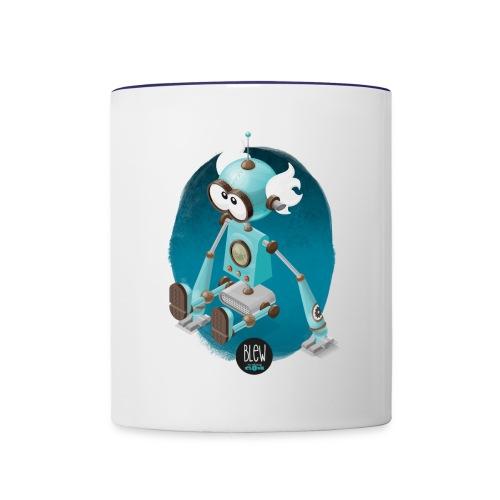 Blew Clonk - Mug contrasté