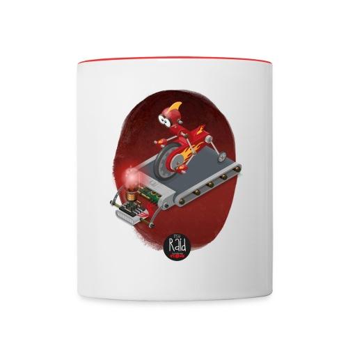Tread Raid Clonk - Mug contrasté