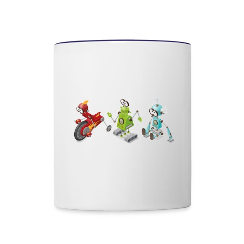 RGB Clonk - Mug contrasté