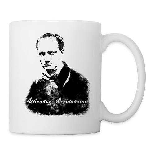 Tasse Charles Baudelaire - Mug blanc