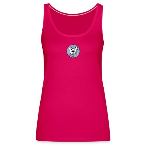 Women Tank Top Logo vorne - Frauen Premium Tank Top