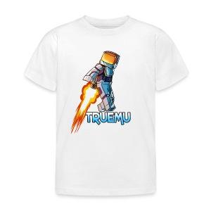 Kid's T-Shirt: Jetpack TrueMU! - Kids' T-Shirt