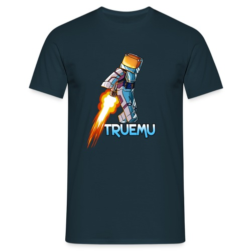 Men's T-Shirt: Jetpack TrueMU! - Men's T-Shirt