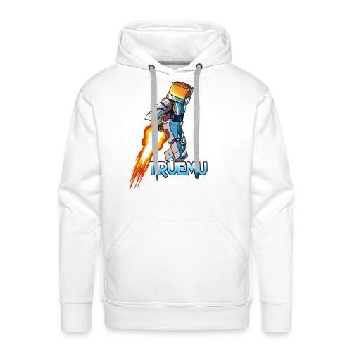 Men's Hoodie: Jetpack TrueMU! - Men's Premium Hoodie