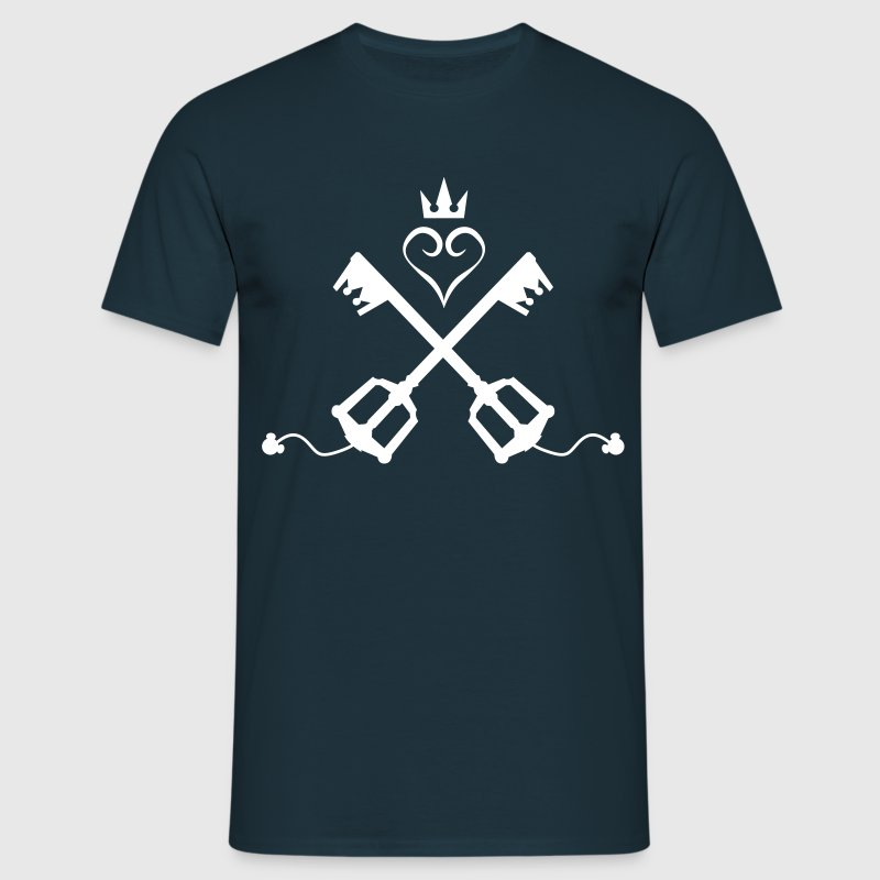Kingdom Hearts T-Shirts - Männer T-Shirt