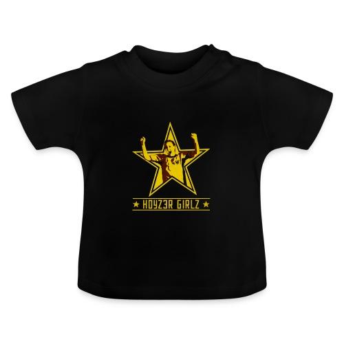 Girlz Captain baby-TS - Baby-T-shirt