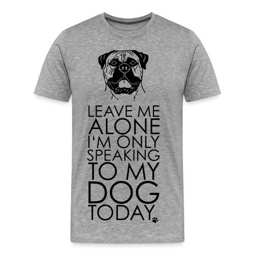 Dog Mens T-Shirt - Men's Premium T-Shirt
