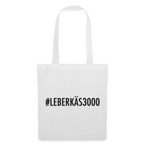 #LEBERKÄS3000 Beutel - Stoffbeutel