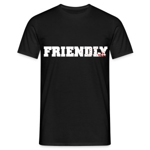 Friendly - Men - Men's T-Shirt
