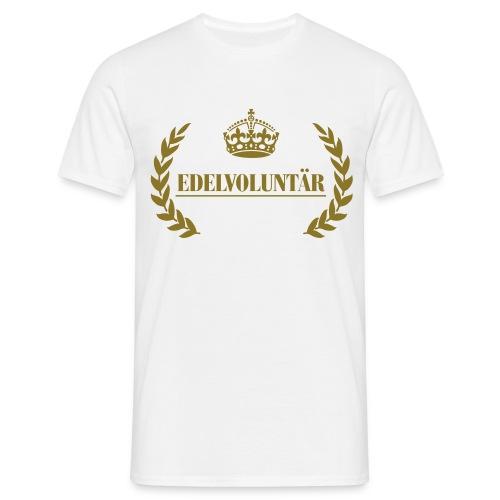 Edelvoluntär - Männer T-Shirt