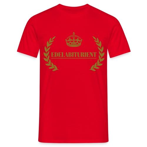 Edelabiturient - Männer T-Shirt