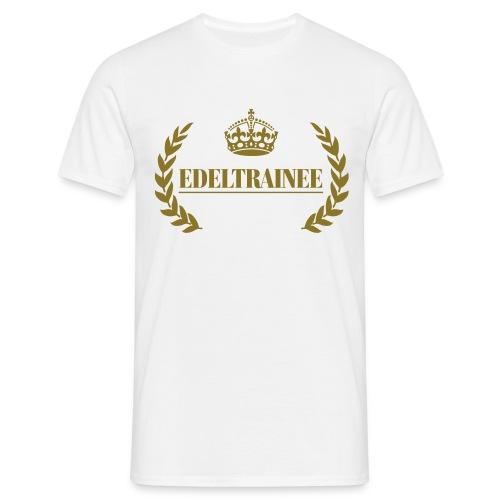 Edeltrainee - Männer T-Shirt