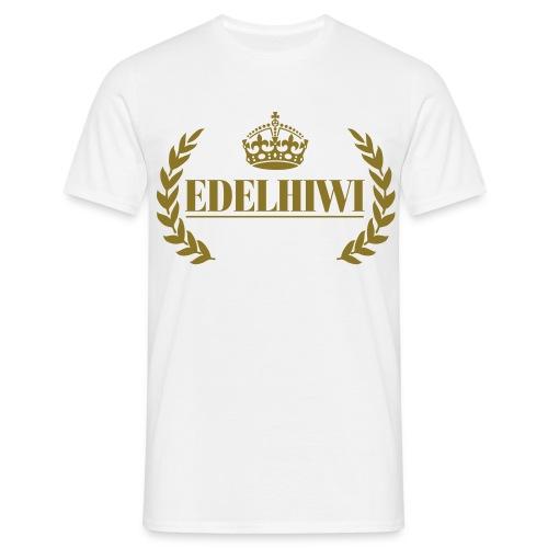Edelhiwi - Männer T-Shirt