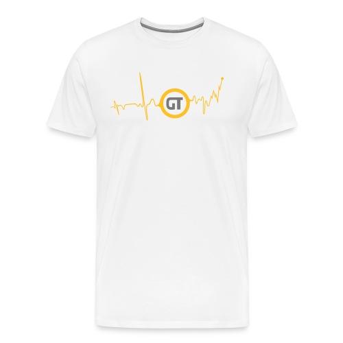 GT Herzschlag T-Shirt - Männer Premium T-Shirt