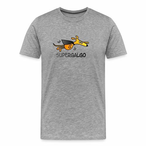 Supergalgo - Männer Premium T-Shirt