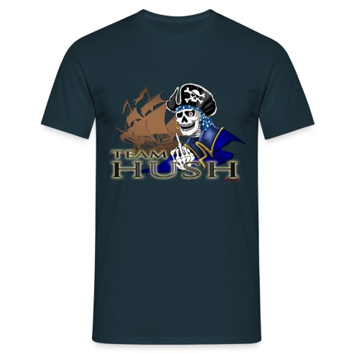 T-shirt Team HuSh - T-shirt Homme