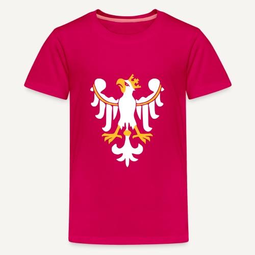 Koszulka dla Lecha - Koszulka młodzieżowa Premium