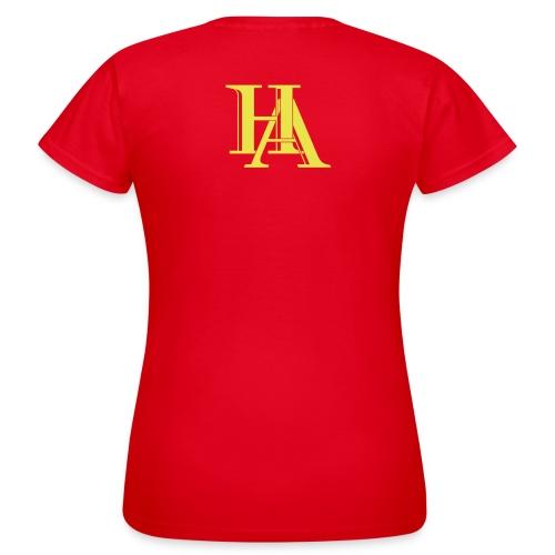 Emblem - Frauen T-Shirt